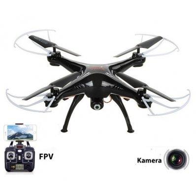 Dron Syma X5SW - czarny lub biały