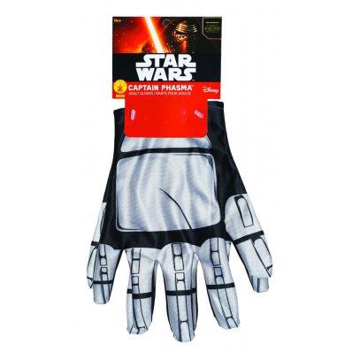Rękawiczki Star Wars Kapitan Phasma - uniwersalny rozmiar, unikatowy wygląd
