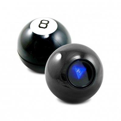 Magiczna kula nr 8 - odpowie na wszystkie pytania