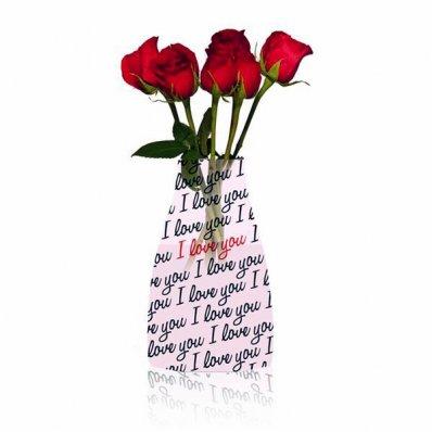 Rosnący Wazon Reva - podaruj piękne, świeże kwiaty