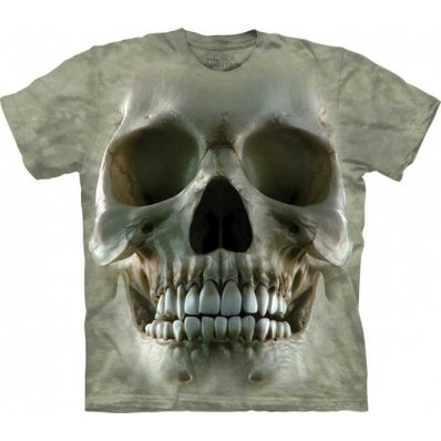 Koszulka 3D The Mountain Big Face Skull - znakomity efekt trójwymiarowy
