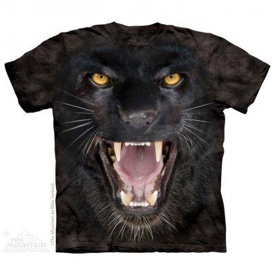 Koszulka 3D The Mountain Aggressive Panther