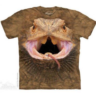 Koszulka 3D The Mountain Bearded Dragon