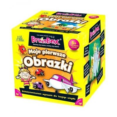 Gra towarzyska BrainBox - zapamiętaj wszystkie detale!