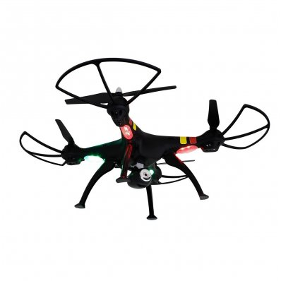 Dron latający Syma X8W - pełna kontrola lotu