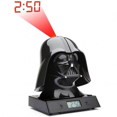 Budzik Star Wars Darth Vader Projekcyjny z efektami dźwiękowymi