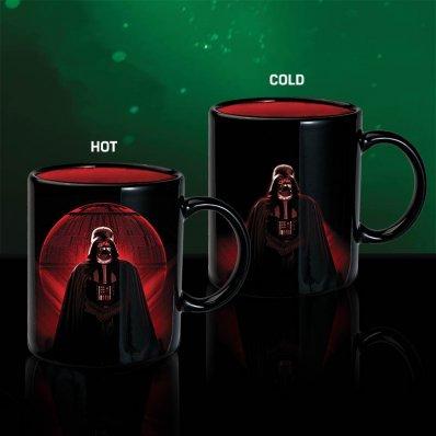 Kubek Star Wars Death Star - wrażliwy na ciepło