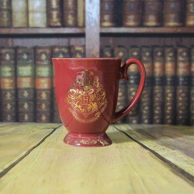 Kubek Harry Potter Herb Hogwartu - dla każdego ucznia Szkoły Magii i Czarodziejstwa