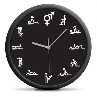 Zegar seksu - dla par z dystansem