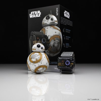 BB-8 Sphero z opaską Force Band – edycja kolekcjonerska
