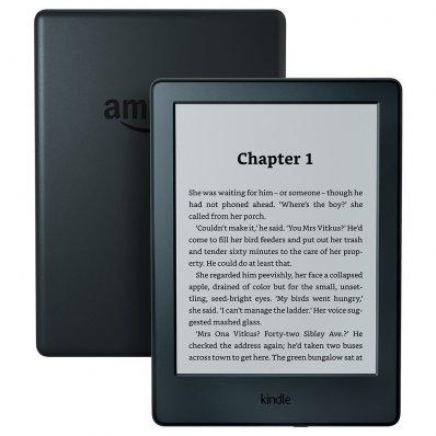 Czytnik Kindle Touch 8 - do Twoich usług
