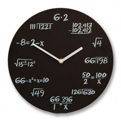 Zegar Matematyka