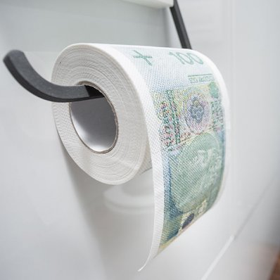 Papier Toaletowy Stówka