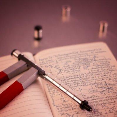 Ołówek z magnesu neodymowego - klasyczny i praktyczny