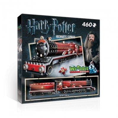 Puzzle 3D Harry Potter - 4 modele do składania do wyboru