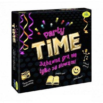Gra imprezowa Party Time - czas na dobrą zabawę!