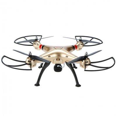 Dron latający Syma X8HW - pełna kontrola lotu