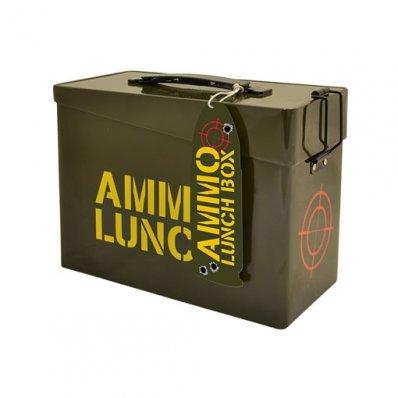 Pojemnik na kanapki Ammo Lunchbox