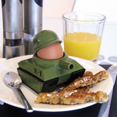 Podstawka pod jajka Egg-Splode - bombowe śniadanie!