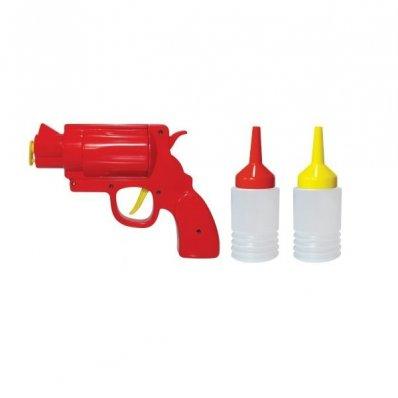 Ketchupowy Rewolwer - gotowy na grilla!