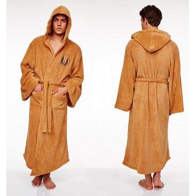 Szlafrok Star Wars Jedi - dla prawdziwych rycerzy Jedi