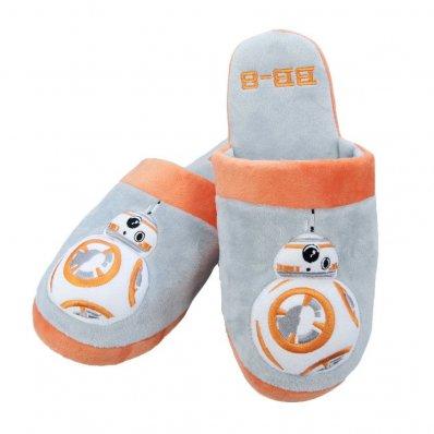 Kapcie Star Wars BB-8 - dla sojusznika Rebelii