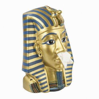 Pojemnik na chusteczki - model Faraon