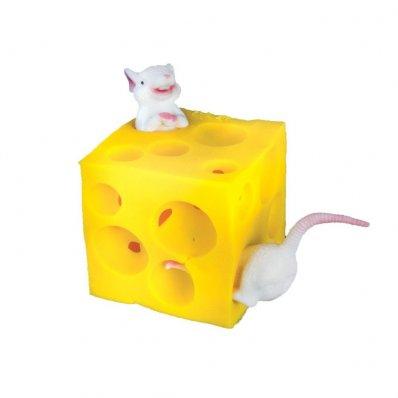 Antystresowy Ser Z Myszkami - i śmiejesz się jak głupi do sera.
