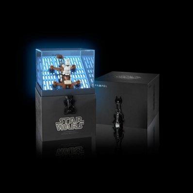 Dron Star Wars 74-Z Speeder Bike - limitowany box z muzyką i podświetleniem