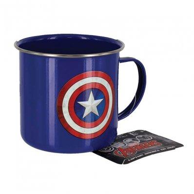 Kubek Marvel Kapitan Ameryka