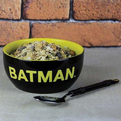 Zestaw Śniadaniowy Batmana - dla pomocników Batmana!
