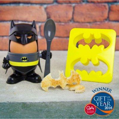 Podstawka pod jajka Batman - z formą na tosty