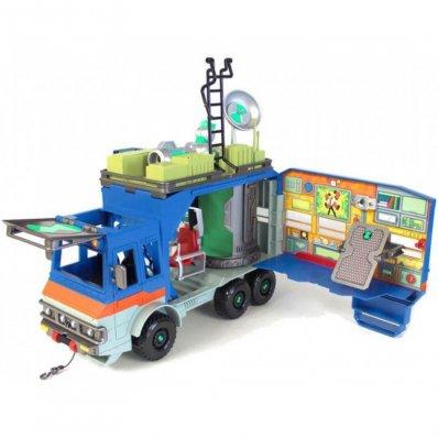 Ben 10 Gruchot Deluxe - zabawka 3 poziomowa - niezliczona liczba możliwości zabawy