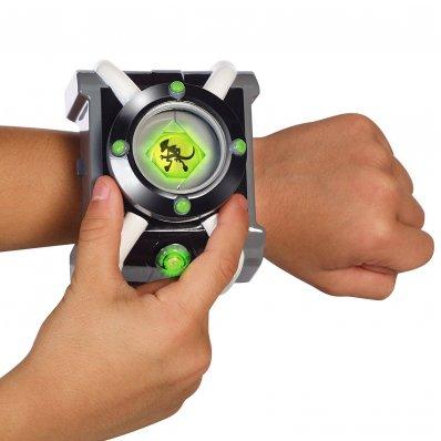 Ben 10 Omnitrix Deluxe - zegarek zabawka