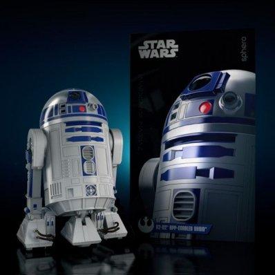R2-D2 Sphero - astromech z uniwersum Star Wars na Twoją wyłączność