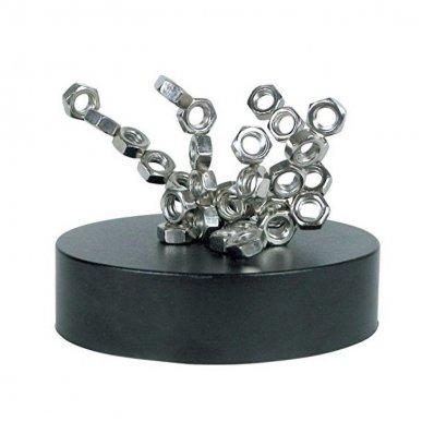 Magnetyczna Rzeźba - śrubki