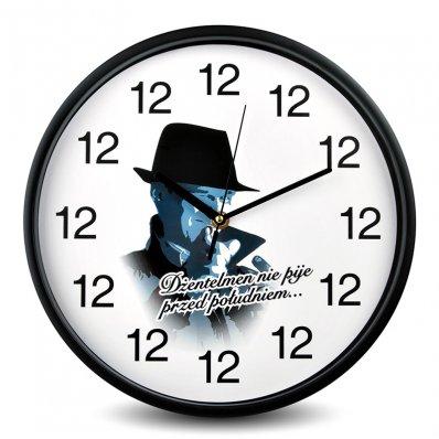 Zegar Dżentelmena - tylko dla prawdziwych mężczyzn