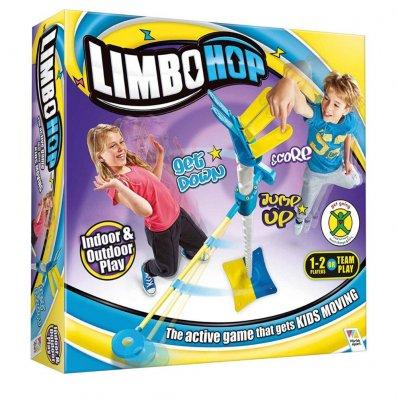 Interaktywna gra dla dzieci Limbo Hop - podejmij wyzwanie!