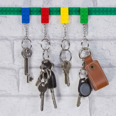 Klockowy Wieszak Na Klucze - wesoły porządek w Twoich kluczach