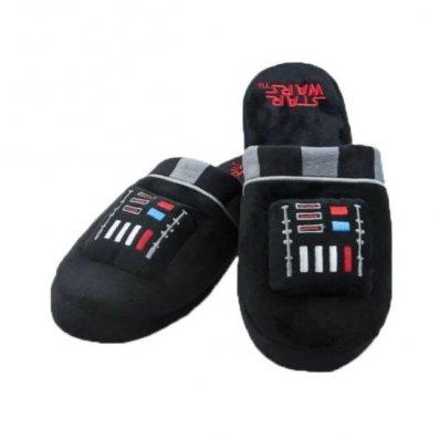 Kapcie Star Wars Darth Vader Dźwiękowe - wydają dźwięk metalicznego oddechu lorda Sith
