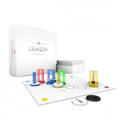 Gra towarzyska iKnow - dla rodziny i znajomych!
