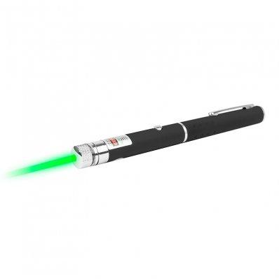 Zielony Laser - nowy wymiar sygnalizatorów i wskaźników laserowych