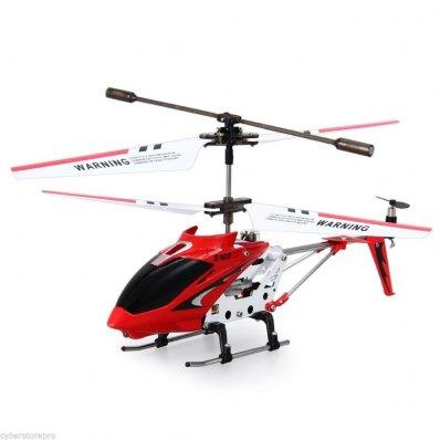 Helikopter zdalnie sterowany Syma S107G - solidna konstrukcja i zwrotność