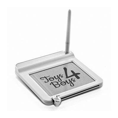 Zmazywalny notatnik z 4 portami USB