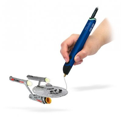 3Doodler - długopis 3D wersja Create to jeszcze więcej możliwości