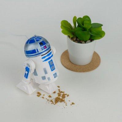 Odkurzacz biurkowy R2-D2 - Twój osobisty astromech