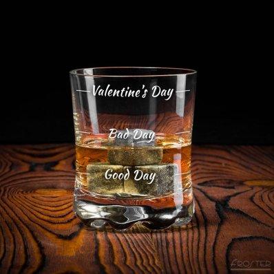 Walentynkowa Szklanka Do Whisky Dobra Na Każdą Okazję