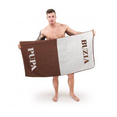 Ręcznik Pupa-Buzia - stop niemiłym rozczarowaniom
