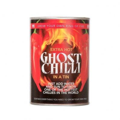 Ghost Chilli Do Hodowli W Puszce - milion jednostek w skali Scoville'a