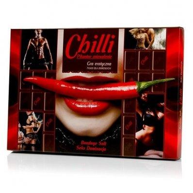 Gra dla par Chilli - niech Wasz związek płonie!